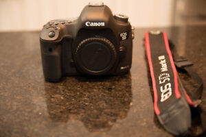 Selling My Canon 5D Mark III $2,100.00 (Body Only)