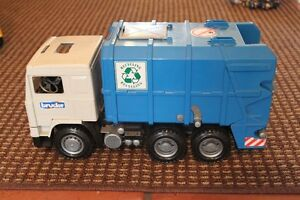 Bruder Recycling Truck Toy