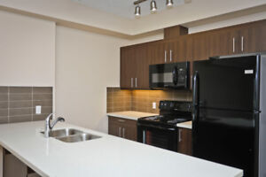 Modern and Spacious 1 bed + Den + 12th Month Free