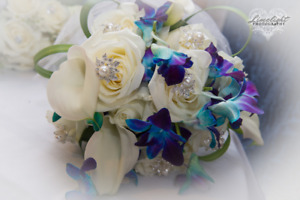 Bridal Bouquets and Ceremony Decor