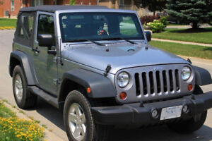 2013 Jeep Wrangler **No Accidents/Low Mileage**