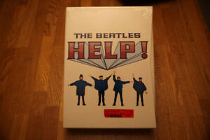 Coffret The Beatles Help DVD Delux Edition Neuf!