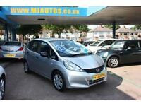 2013 63 HONDA JAZZ 1.2 I-VTEC S AC 5DOOR HATCHBACK