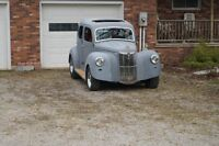 1950 Ford Prefect Hot Rod