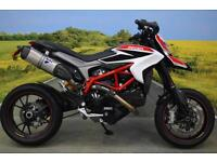 Ducati Hypermotard 2013**RE-MAPPED, TERMIGNONI SYSTEM, DUCATI SAFETY PACK**