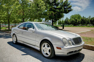 MERCEDES BENZ CLK430 1999