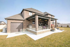 One of the biggest 2 storeys in lakeshore! OPEN HOUSE SAT 2-4