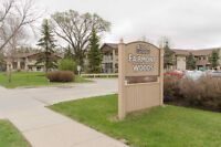 CHARLESWOOD: 55+ CONDO: 1319 SQ FT 2 BEDROOMS + DEN