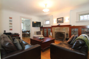 Furnished House Vancouver Heights
