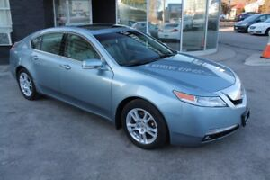 2009 Acura TL Leather, Sunroof, Heated seats, No accidents