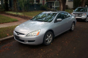 2003 Honda Accord EX-L Coupe (2 door)