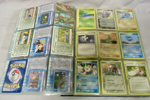 POKEMON TRADING CARDS LOT OF 80