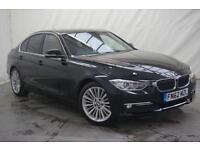 2012 62 BMW 3 SERIES 2.0 320D LUXURY 4D AUTO 184 BHP DIESEL