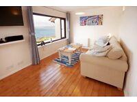 Last minute Devon sea view holiday let rental
