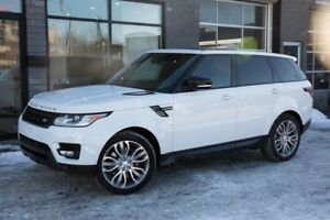 Land Rover Range Rover Sport V8 Superchaged Dynamic 2014