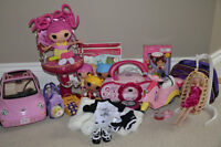 Girls Mixed Lot of Toys