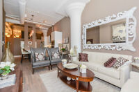 FURNISHED LUXURY CONDO! OPEN HOUSES!