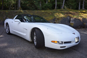 Immaculate 98 Corvette, 1 owner, Must sell