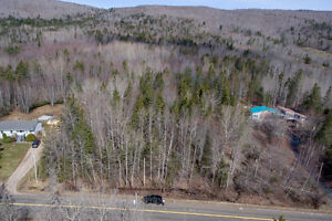 VIDEO: Surveyed 1.2 Acre building lot, just north of Bridgetown