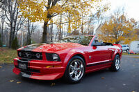 2009 Ford Mustang pony pack Cabriolet