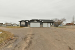 QUALITY ACREAGE   close to airport  CITY WATER