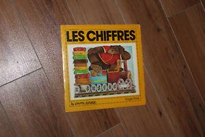 Livre Les Chiffres (Courte échelle)