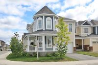 Move in ready end unit Mattamy home in desirable Fairwinds