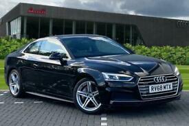 image for 2018 Audi A5 Coup- S line 2.0 TFSI quattro 252 PS S tronic Auto Coupe Petrol Aut
