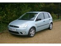 Amazing Condtion FORD FIESTA 1.4 Flame done 48589 Mile with FULL SERVICE HISTORY