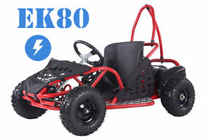 Taotao EK-80 Electric Go-Kart for Kids