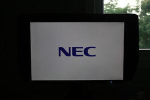 Multisync P242w-Bk, 24 Led Backlit Lcd Monitor