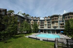 Whistler Rental - IRONMAN /Wanderlust Week (July 27 - Aug 3)