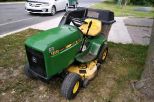 Tracteur gazon