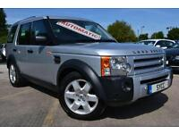 2008 Land Rover Discovery 2.7 Td V6 HSE 5dr Auto 5 door Estate