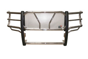 HDX STAINLESS STEEL WINCH MOUNT GRILLE GUARD