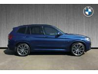 2019 BMW X3 X3 xDrive30d M Sport Auto Estate Diesel Automatic