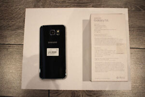 Samsung Galaxy S6 64GB Black Sapphire + Accessories West Island Greater Montréal image 4