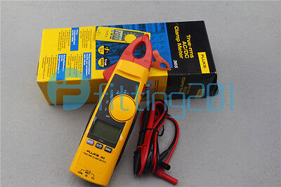 Fluke 365 True-rms Clamp Meter W Detachable Jaw Acdc W Case F365 Brand New