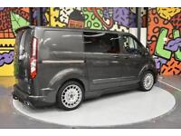 FORD TRANSIT CUSTOM M-SPORT 290 SWB DOUBLE CAB 2.0 TDCi 170PS