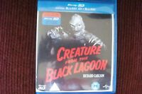 3D Creature from the Black Lagoon...