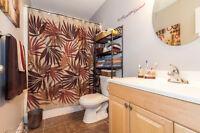 2 bedroom Basement Suite - Beautiful high ceilings