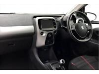 2015 Peugeot 108 1.0 Active Petrol white Automatic