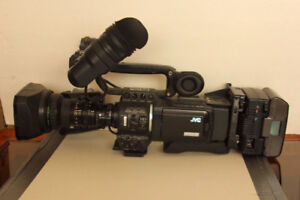 JVC HDV-GY110 Profesional Camcorder