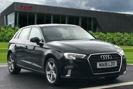 image for 2018 Audi A3 Sportback Sport 1.5 TFSI cylinder on demand  150 PS 6-speed Hatchba