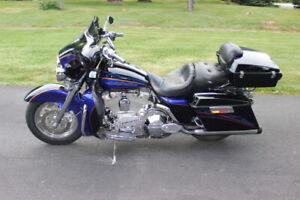 2004 Harley Davidson Screamin' Eagle Ultra Classic CVO