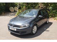 2011 Volkswagen Golf 1.6 TDI Match 5dr **DAB, Parking Sensors, AC, Rain Sensors, Headlight Sensors**