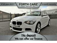 BMW 1 SERIES 116I M SPORT 2014 Petrol Manual in White