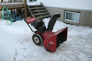 soufleuse 10/28 snowblower