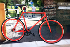 Free to Customise Single speed bike road bike TRACK bikesdghgfdr