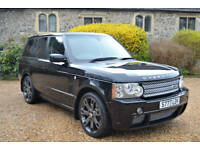 Land Rover Range Rover 3.6TD V8 auto 2008 Vogue, 63K MILES, FULL S/HIST DEC MOT